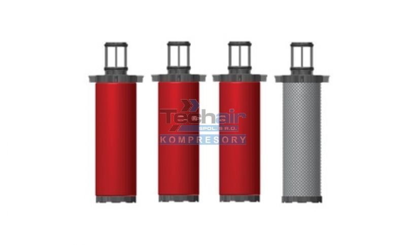 Filtrační vložka Zander CP1008 VL, ZL, XL, A (PA)