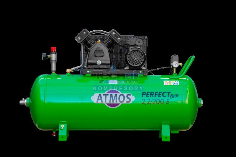 Kompresor Atmos Perfect Line 2,2/200