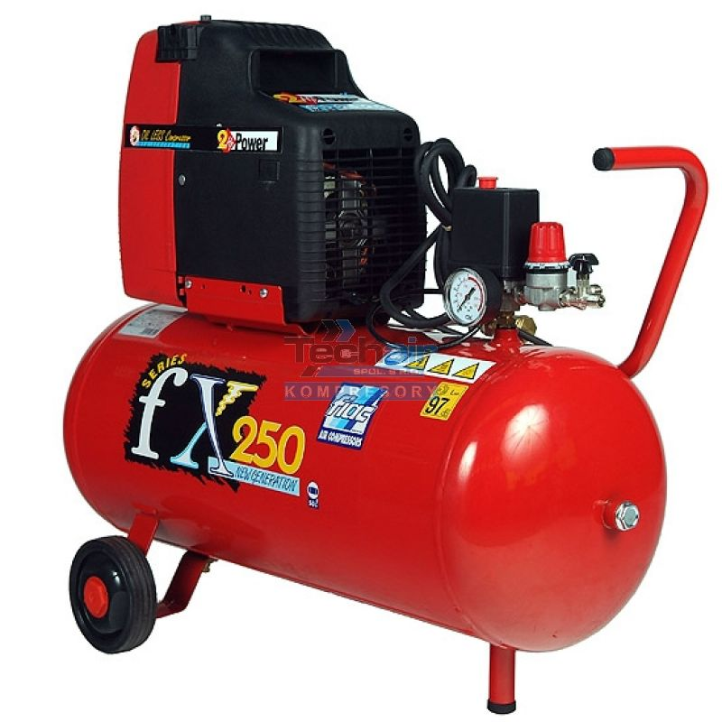 Bezolejový kompresor Fiac FX 250 oilless