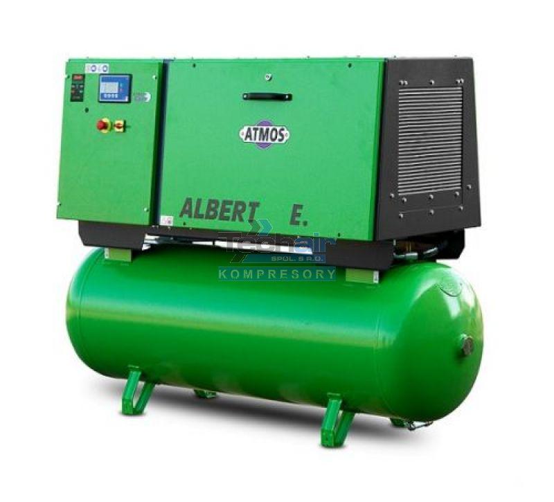 Šroubový kompresor Atmos ALBERT E.65