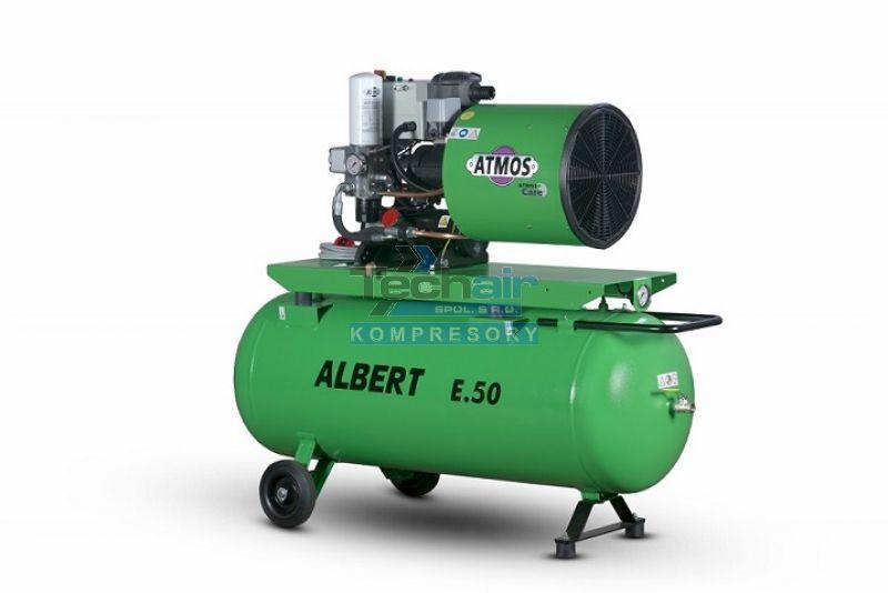 Šroubový kompresor Atmos ALBERT E.50