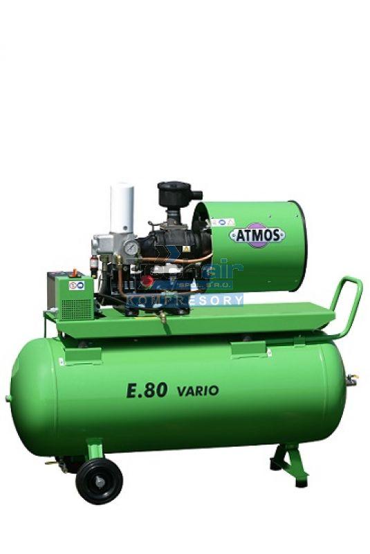 Šroubový kompresor Atmos ALBERT E.80 Vario