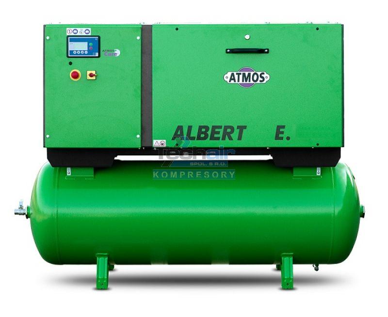 Šroubový kompresor Atmos ALBERT E.140 s karosérií
