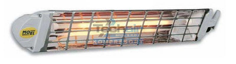 Infrazářič (teplomet) Fiore 1200W - model 766