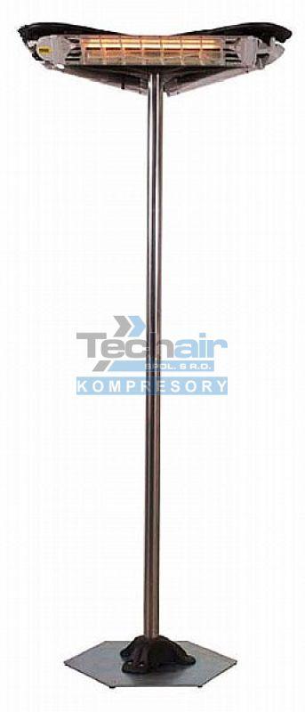 Infračervený zářič (teplomet) GIROSOLE 769 N