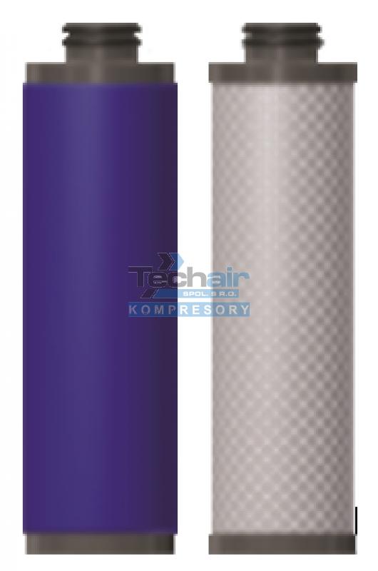 Filtrační vložka ABAC FILTER 290 P, G, C, V (PA)
