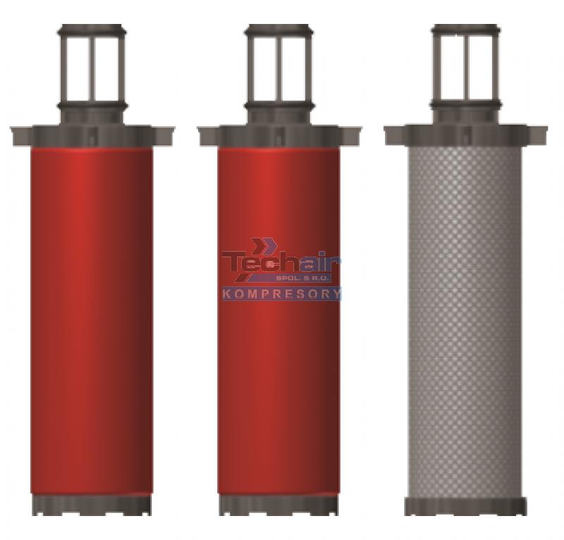 Filtrační vložka Kobelco 120 (PA)