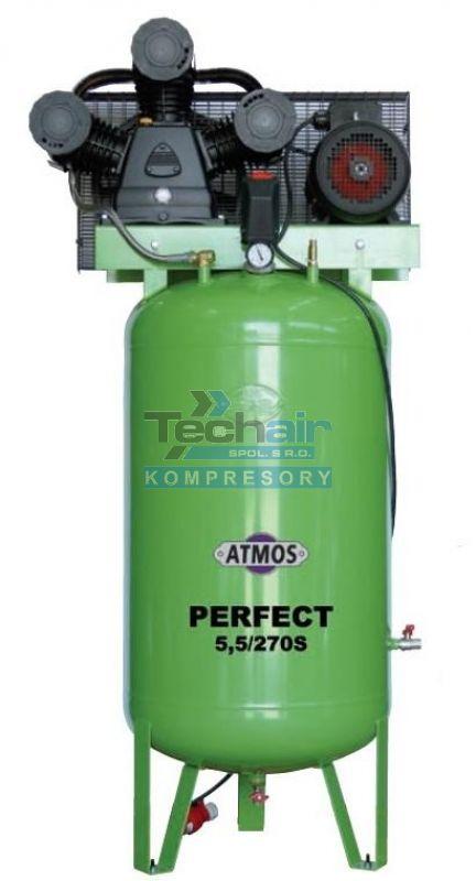 Kompresor Atmos Perfect 5,5/270 S