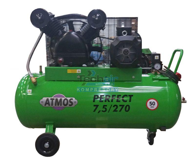 Kompresor Atmos Perfect 7,5/270