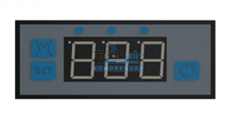 Orlík DSI 120 - kondenzační sušička stlačeného vzduchu