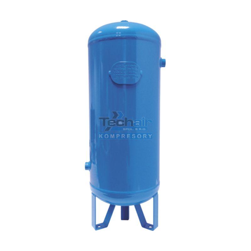 Stojatá tlaková nádoba (vzdušník) 50 l, 11 bar, lakovaná - VVP50-11