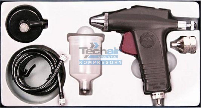 Stříkací pistole -airbrush (fixírka) OK 1006 (AB 1006)
